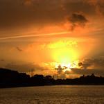 Preston Docks Sunset - 1