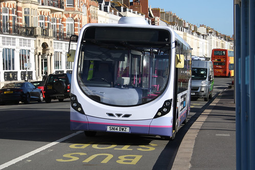 First Hampshire & Dorset 63181 SN14DWZ