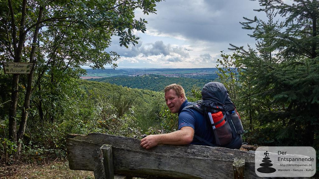 Bloggerwandern in der Pfalz: Thilo Kreier