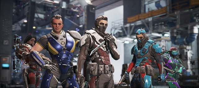 Lawbreakers - Diversity Central