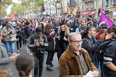 Paris protest, 10-10-2017-No 3