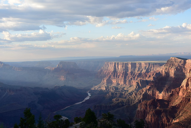Grand Canyon National Park, Arizona, US August 2017 536