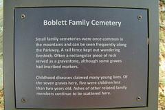 Boblett's Gap Overlook