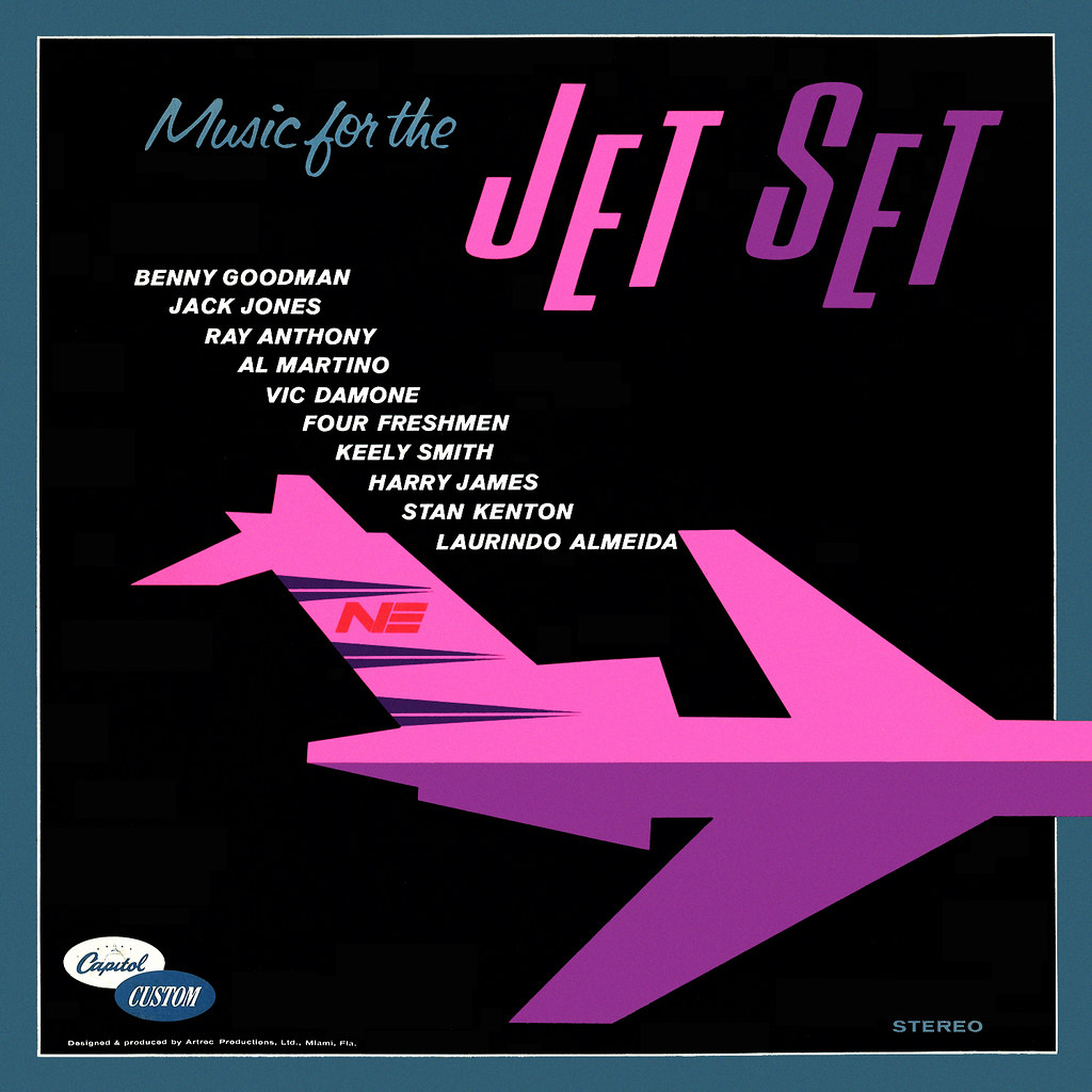 Various Artists - Sounds for the Jet Set
