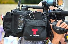 Telemundo on location