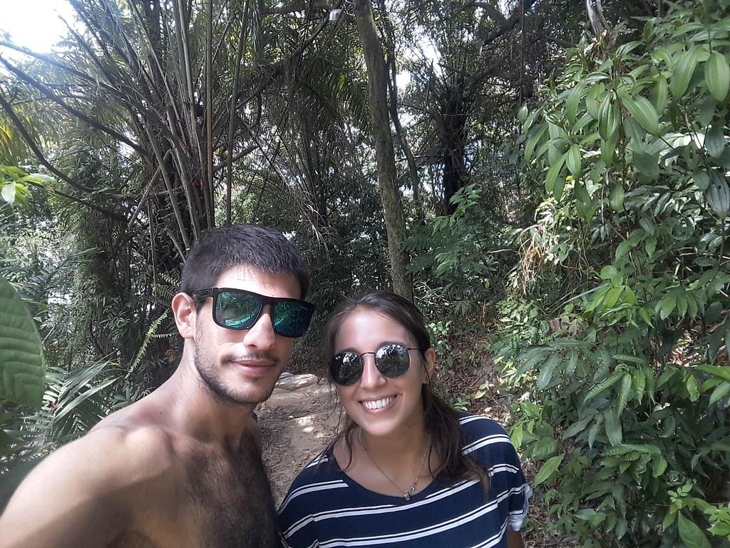 Camino a Ponta Das Pedras