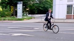 Frankfurt Germany bike