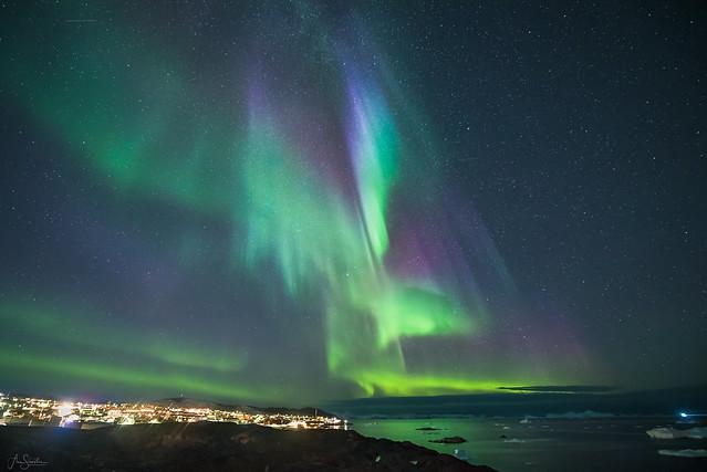 I love Greenland