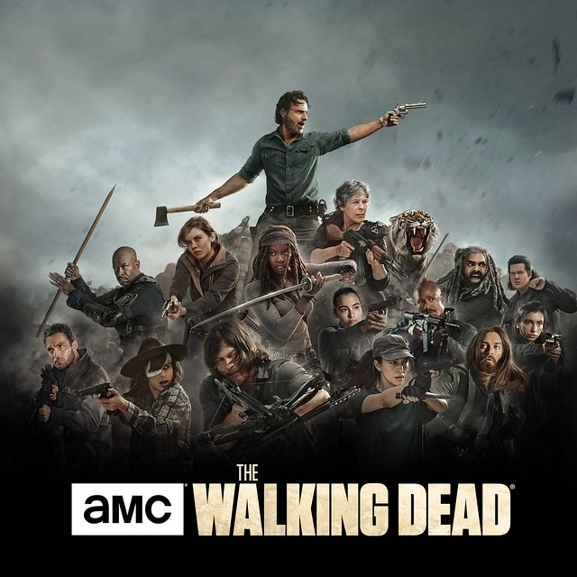 The Walking Dead | Season 8 (Out 10/23)