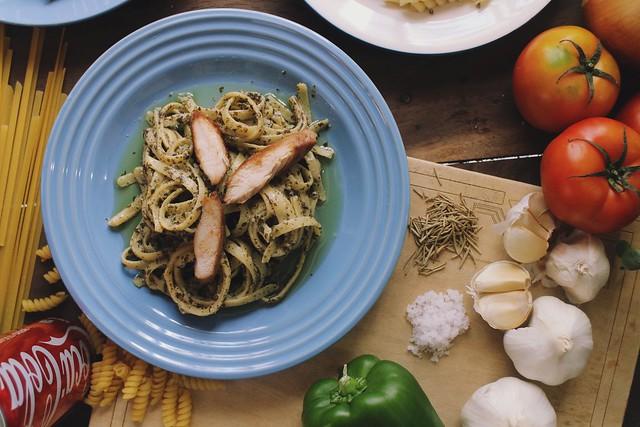 Chicken Pesto Duane Bacon Blogger Lifestyle Health DIY Independent