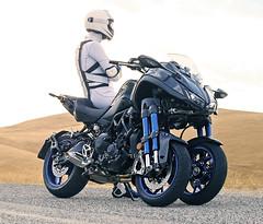 Yamaha Niken 900 2018 - 8