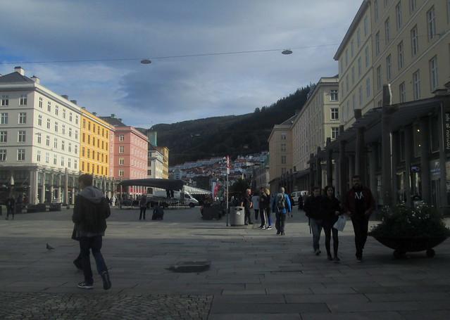 A Street in Bergen