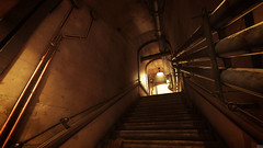 Dishonored: Death of the Outsider -  Stairs to the sewerage
