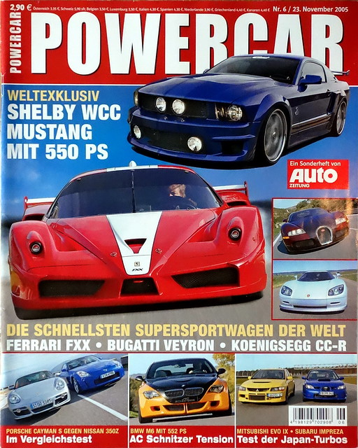 Powercar 6/2005