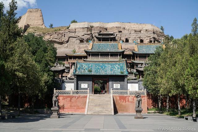 China Datong Grottos-15