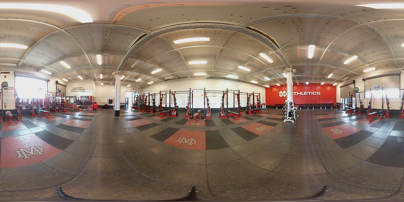 Strength And Conditioning Inside Athletics Mater Dei