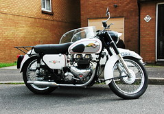 AJS and Matchless