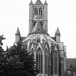Sint-Niklaas church Gent