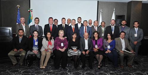 Reunion Interplenaria de las Comisiones Sonora-Nuevo Mexico
