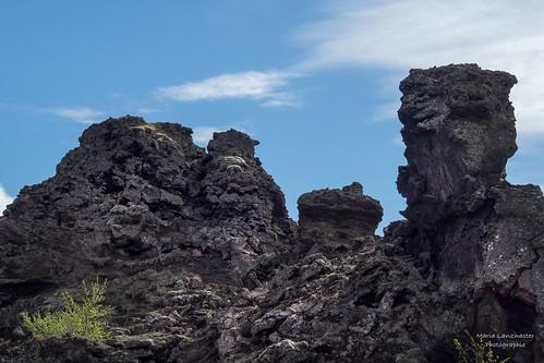 Dimmuborgir und Lava-Irrgarten