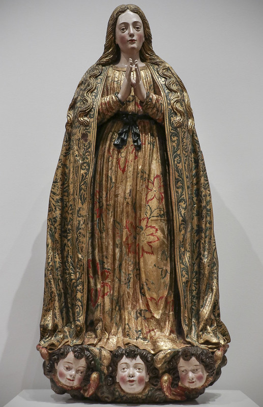 The Immaculate Conception, ca. 1650, Workshop active in Portugal