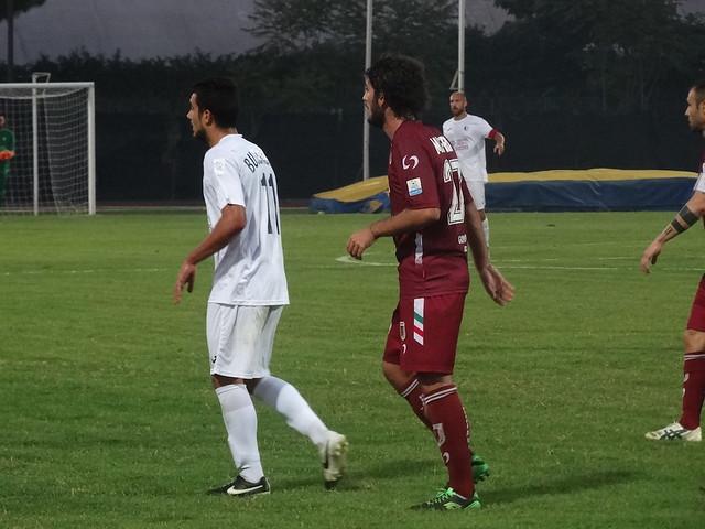 Santarcangelo - Reggiana 1-1