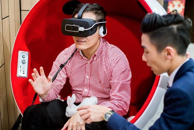 DBS VR Experience