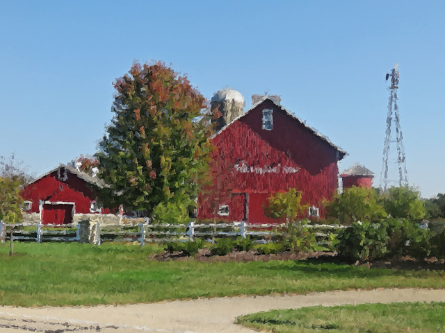 Hannaford Barn OIL 01-20170925