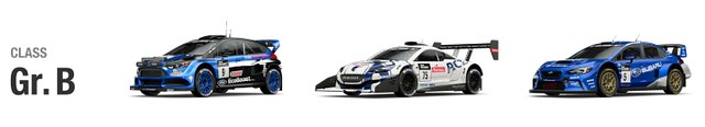 Gran Turismo Sport - GRP