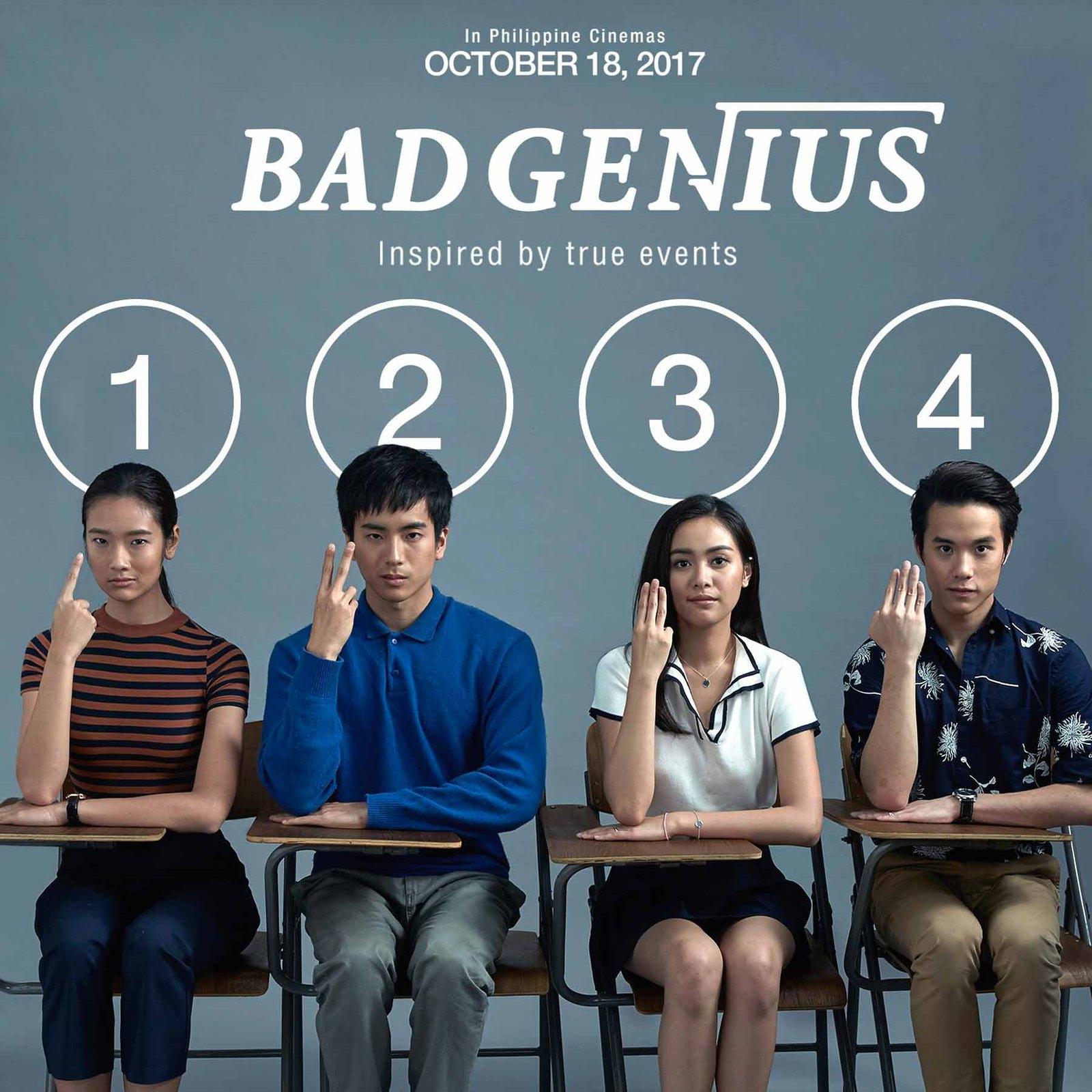 bad genius actors