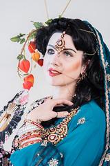 Bolton College - Beauty Showcase Participant Shot 3