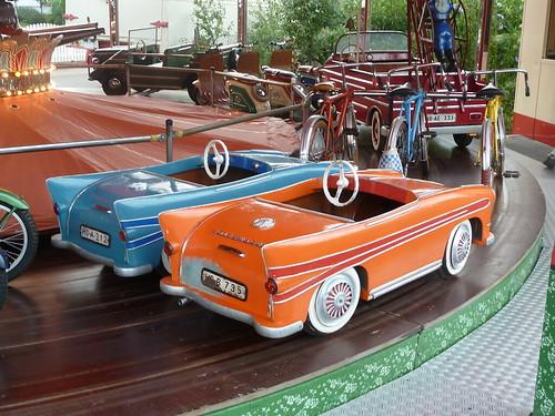 Altes Karussell – Cabrios