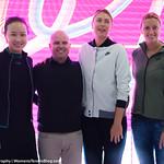 Peng Shuai, Maria Sharapova, Petra Kvitova