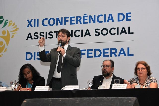 XII Conferência de Assistência Social do Distrito Federal