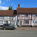 Timber framed cottages in Lavenham, Suffolk