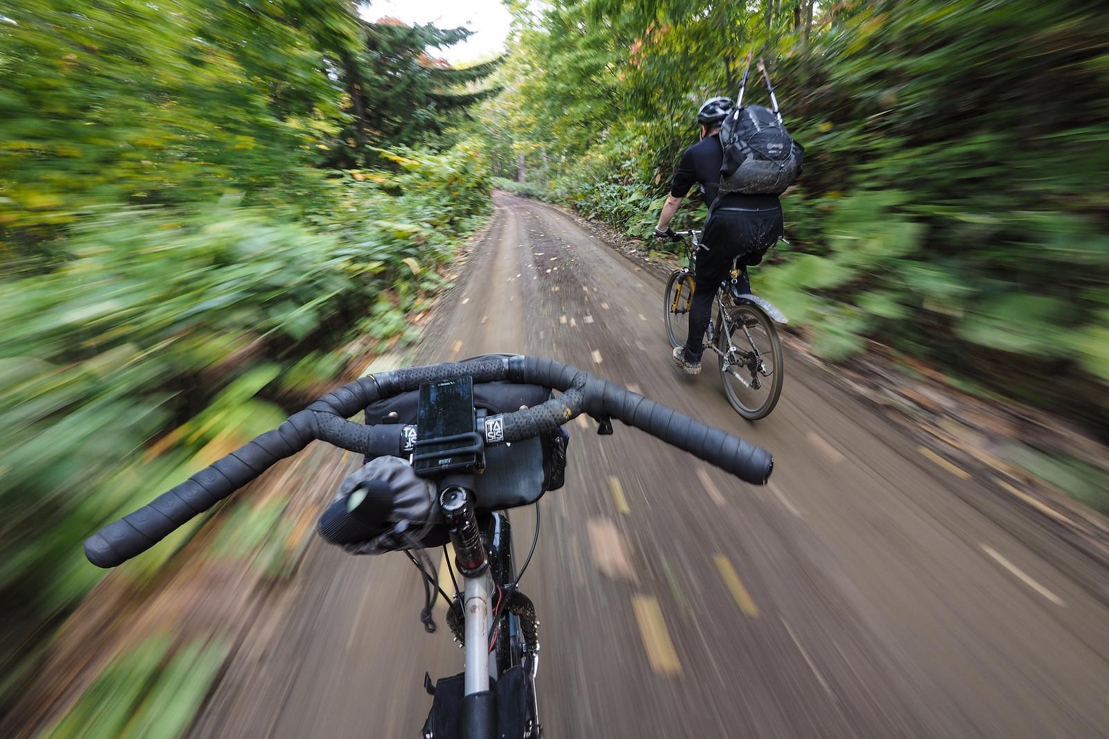 Soranuma-dake Overnight Bike 'n Hike (Hokkaido, Japan)