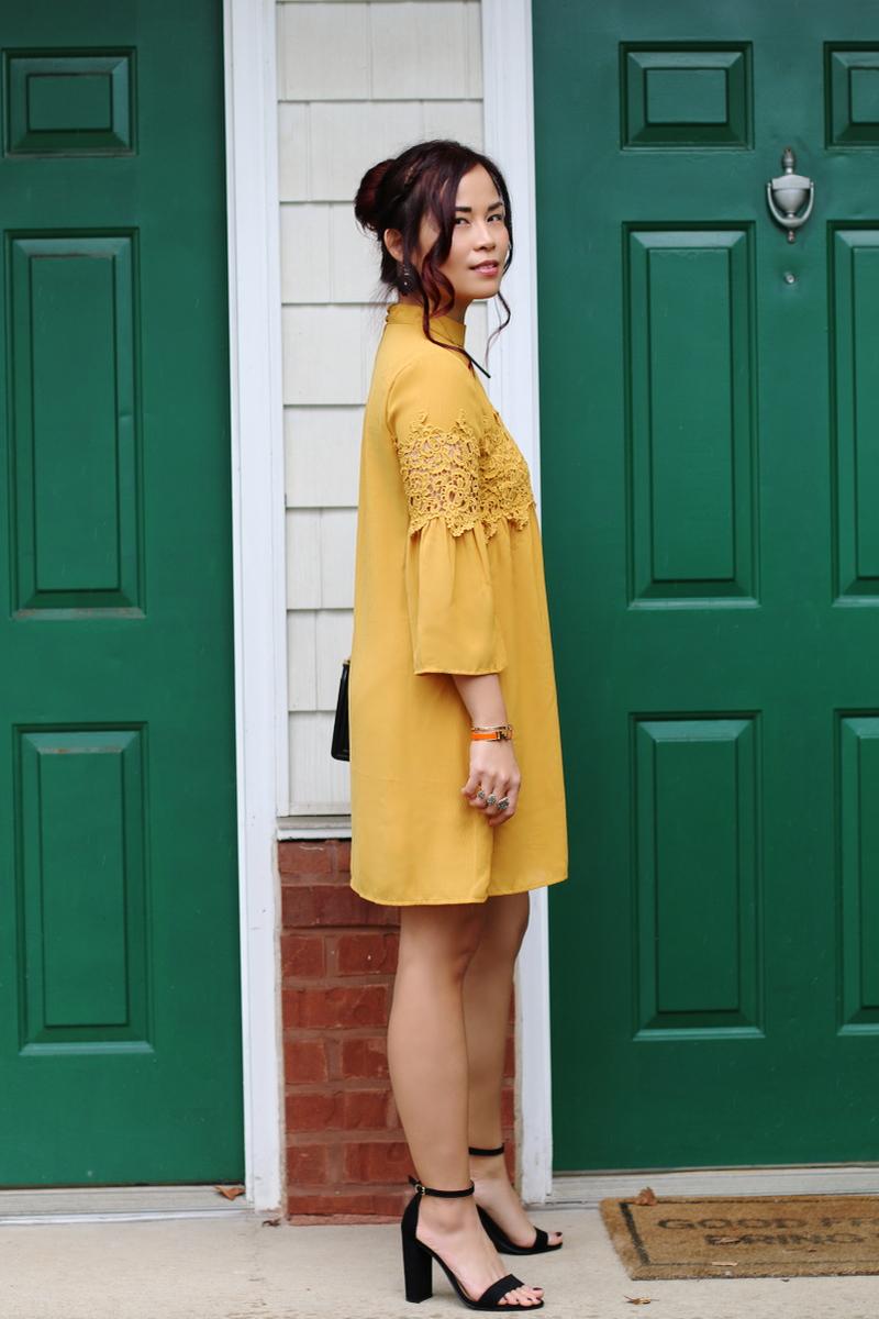 mustard-yellow-dress-hair-updo-12