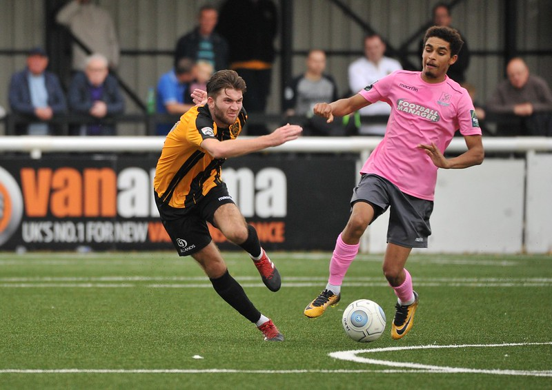 Maidstone United v Enfield Town 263