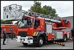 Brandweerzone Rand - post Kontich - Ladderwagen