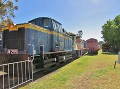 W255 - Newport Railway Museum – 14.10.17