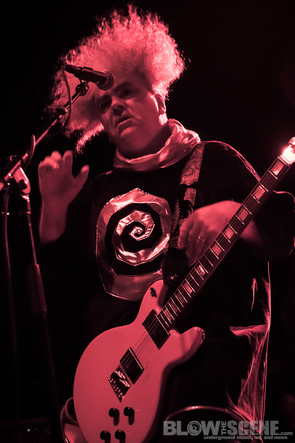 Melvins live at The Electric Factory