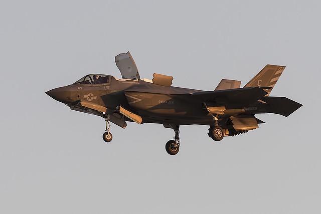 _31A6316 USMC F-35B CF-03 BuNo 168839