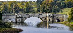 Blenheim Palace Great Bridge