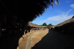 Kayan tribe market - Northern Thailand