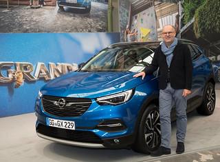 Opel Grandland X Designer Uwe Müller