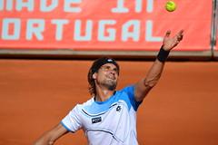 David Ferrer at 2013 Portugal Open