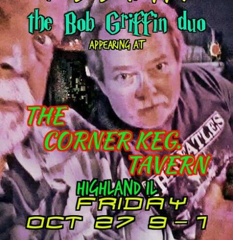Bob Griffin Duo 10-27-17
