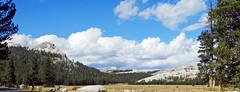 Tuolumne Meadows Panorama, Yosemite 10-17