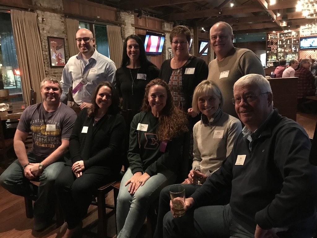 Charleston Alumni & Friends Social, 10/16/17