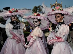 Dia De Los Muertos - Day Of The Dead Hollywood Forever Oct 2017